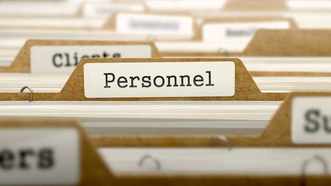 DOCUMENT personnel