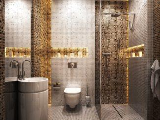 Apportez une touche de modernité à votre salle de bain avec une douche à l'italienne